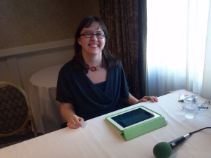 Melissa Manlove, literary agent